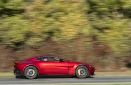 Aston Martin Vantage, 2018, side, action