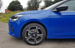 Vauxhall Corsa 1.2 Ultimate Nav, wheel