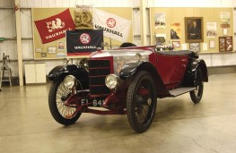 Vauxhall C-Type Prince Henry, 1911