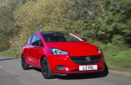 Vauxhall Corsa: second best seller in March