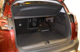 Vauxhall Crossland X, boot