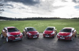 Vauxhall's new Griffin models