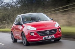 Vauxhall Adam - phased out next year