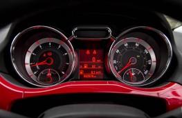 Vauxhall Adam Energised, dials