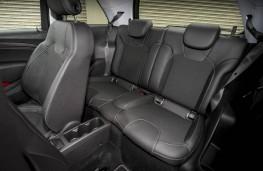 Vauxhall Adam Energised, rear seats