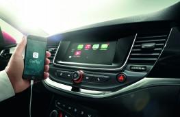 Vauxhall Astra, OnStar