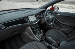 Vauxhall Astra Sports Tourer, dashboard