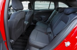 Vauxhall Astra Sports Tourer, rear seats