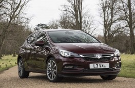 Vauxhall Astra Ultimate - new cleaner engines