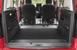 Vauxhall Combo Life - Boot, seats down