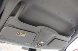 Vauxhall Combo Life - Front roof storage