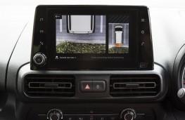 Vauxhall Combo Life - Panoramic reversing camera