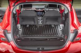 Vauxhall Corsa, boot 2