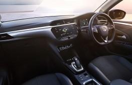 Vauxhall Corsa-e cockpit