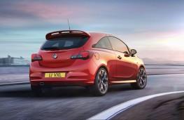 Vauxhall Corsa GSi 2018 rear
