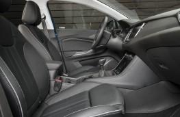 Vauxhall Grandland X, front seats