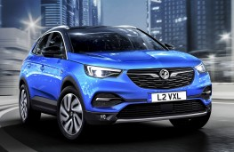 Vauxhall Grandland X- plug-in hybrid on the way