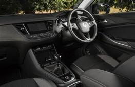 Vauxhall Grandland, interior