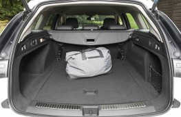 Vauxhall Insignia Country Tourer, boot