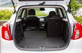 Vauxhall Mokka X boot
