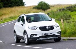 Vauxhall Mokka X front action