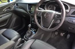 Vauxhall Mokka, interior