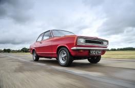 Vauxhall Viva GT, 1969