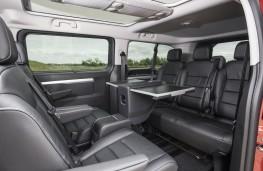 Vauxhall Vivaro Life, interior