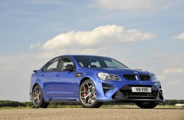 Vauxhall VXR8 GTS-R front static
