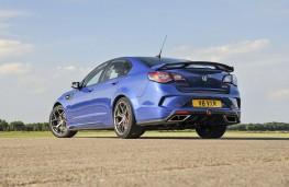 Vauxhall VXR8 GTS-R rear static