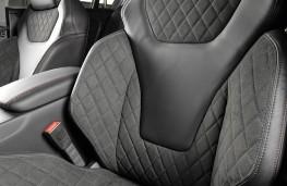 Vauxhall VXR8 GTS-R seats