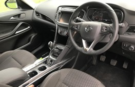 Vauxhall Zafira Tourer, interior