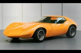Vauxhall XVR 1966 Concept
