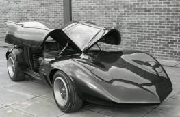 Vauxhall XVR 1966 Concept, open