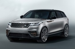 Range Rover Velar, World Car of the Year Design Award 2018