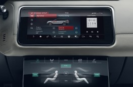 Range Rover Velar SV Autobiography Dynamic Edition, 2019, display screen