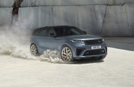 Range Rover Velar SV Autobiography Dynamic Edition, 2019, front, action