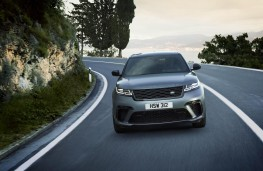 Range Rover Velar SV Autobiography Dynamic Edition, 2019, front