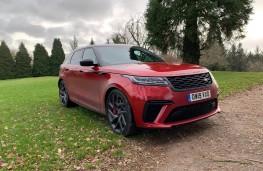 Range Rover Velar SVAutobiography Dynamic, 2021, front, static