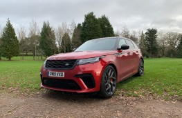 Range Rover Velar SVAutobiography Dynamic, 2021, front