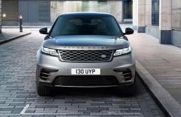 Range Rover Velar, 2017, front, parked