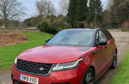 Range Rover Velar SVAutobiography Dynamic, 2021, front, upright