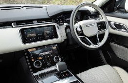 Range Rover Velar P400e, 2021, interior