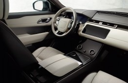 Range Rover Velar, 2017, interior