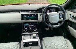 Range Rover Velar SVAutobiography Dynamic, 2021, interior