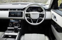 Range Rover Velar P400e, 2021, dashboard