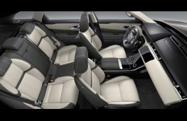Range Rover Velar, 2017, interior, seats