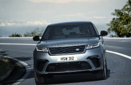 Range Rover Velar SV Autobiography Dynamic Edition, 2019, nose