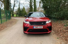 Range Rover Velar SVAutobiography Dynamic, 2021, nose