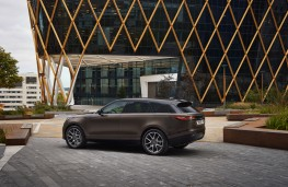 Range Rover Velar Edition, 2021, rear